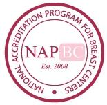 National Accreditation Program for Breast Centers Badge