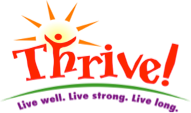 Thrive Wellness logo